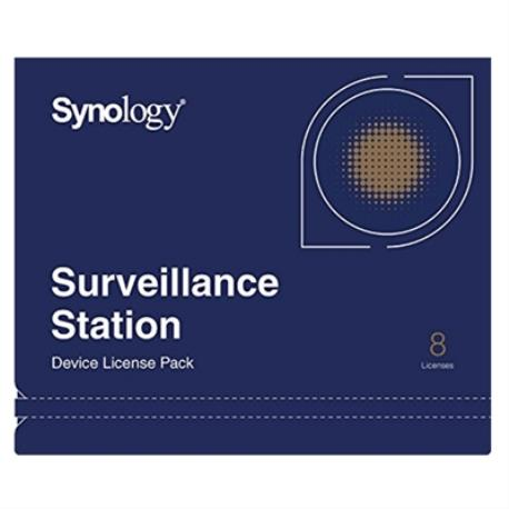 SYNOLOGY Camera License Pack (8...